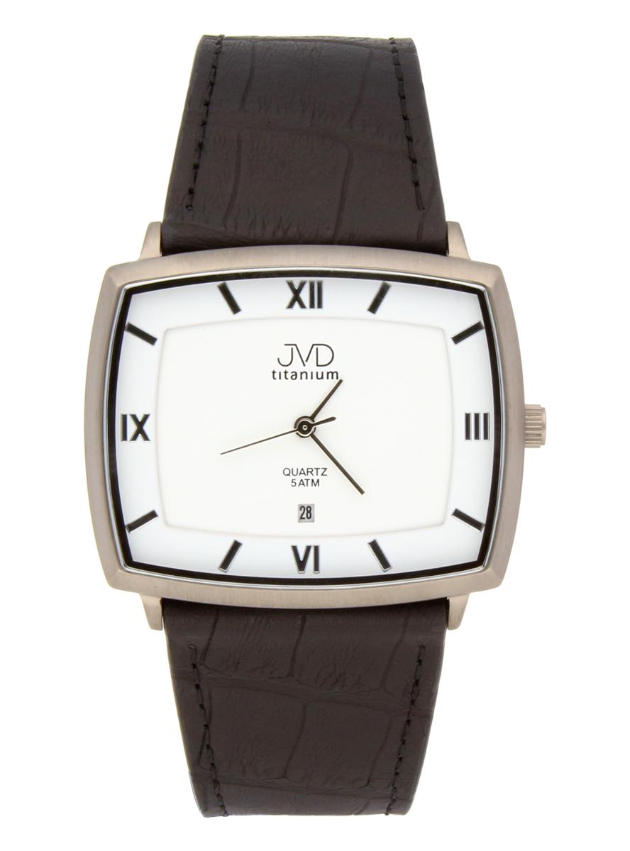 Antialergické titanové módní hodinky J2001.1 - UNISEX