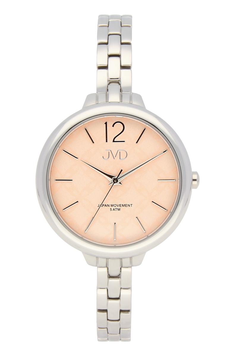 Dámské elegantní ocelové hodinky J4149.1 s velkým číselníkem fd17f3c2d7