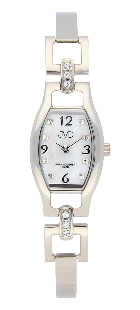 08068fbe500 Dámské elegantní ocelové šperkové hodinky J4148.1 - 5ATM