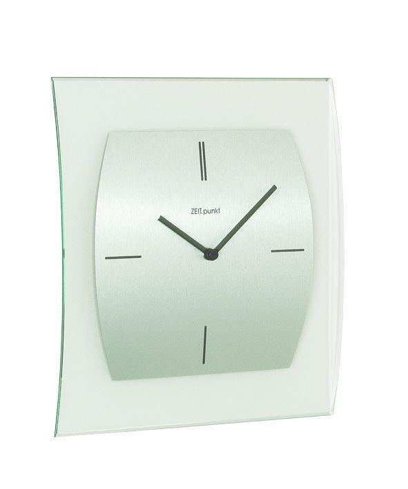 Luxusní skleněné německé kvalitní hodiny ASSO A12/4085/22