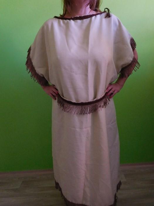 Dámský maškarní kostým Indiánka IV.