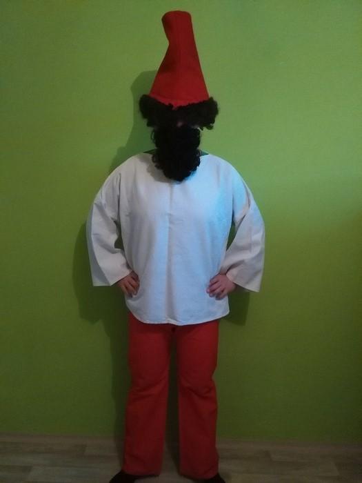 Pánský kostým Rumcajs (Cena za půjčovné na 1-3 dny nebo víkend:)