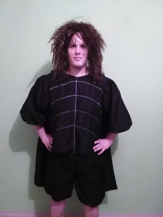 Pánský kostým Čaroděj Mrakomor