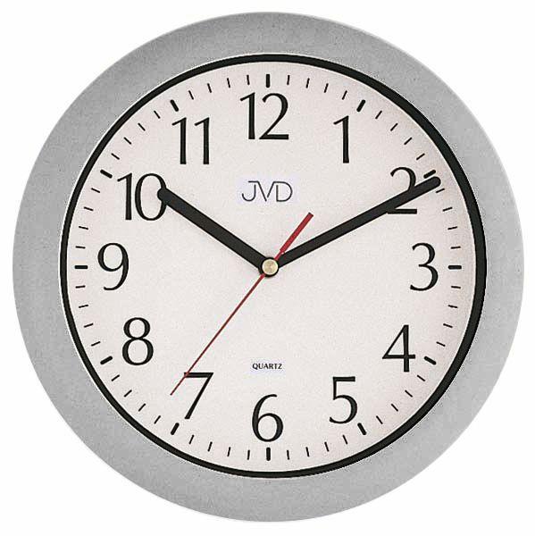 Koupelnové saunové hodiny JVD quartz SH494.1 (Hodiny do koupelny)
