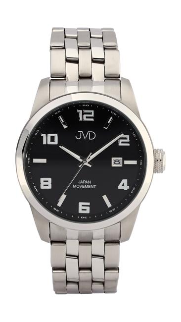 Pánské ocelové vodotěsné hodinky JVD JC644.5 - 10ATM s datumovkou! d00bd58af2f