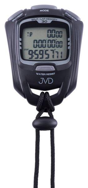 Digitální vodotěsné profesionální stopky JVD coach ST81 ( )