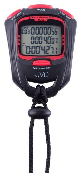 Digitální vodotěsné profesionální stopky JVD coach ST82