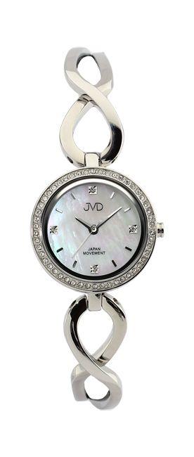 Šperkové dámské náramkové hodinky JVD JC158.1 534da3cbf6e