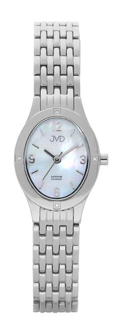 Dámské náramkové hodinky JVD s pravými diamanty J4019.4