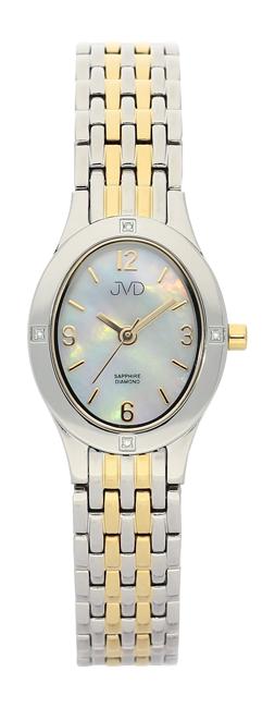 Dámské náramkové hodinky JVD s pravými diamanty J4019.5