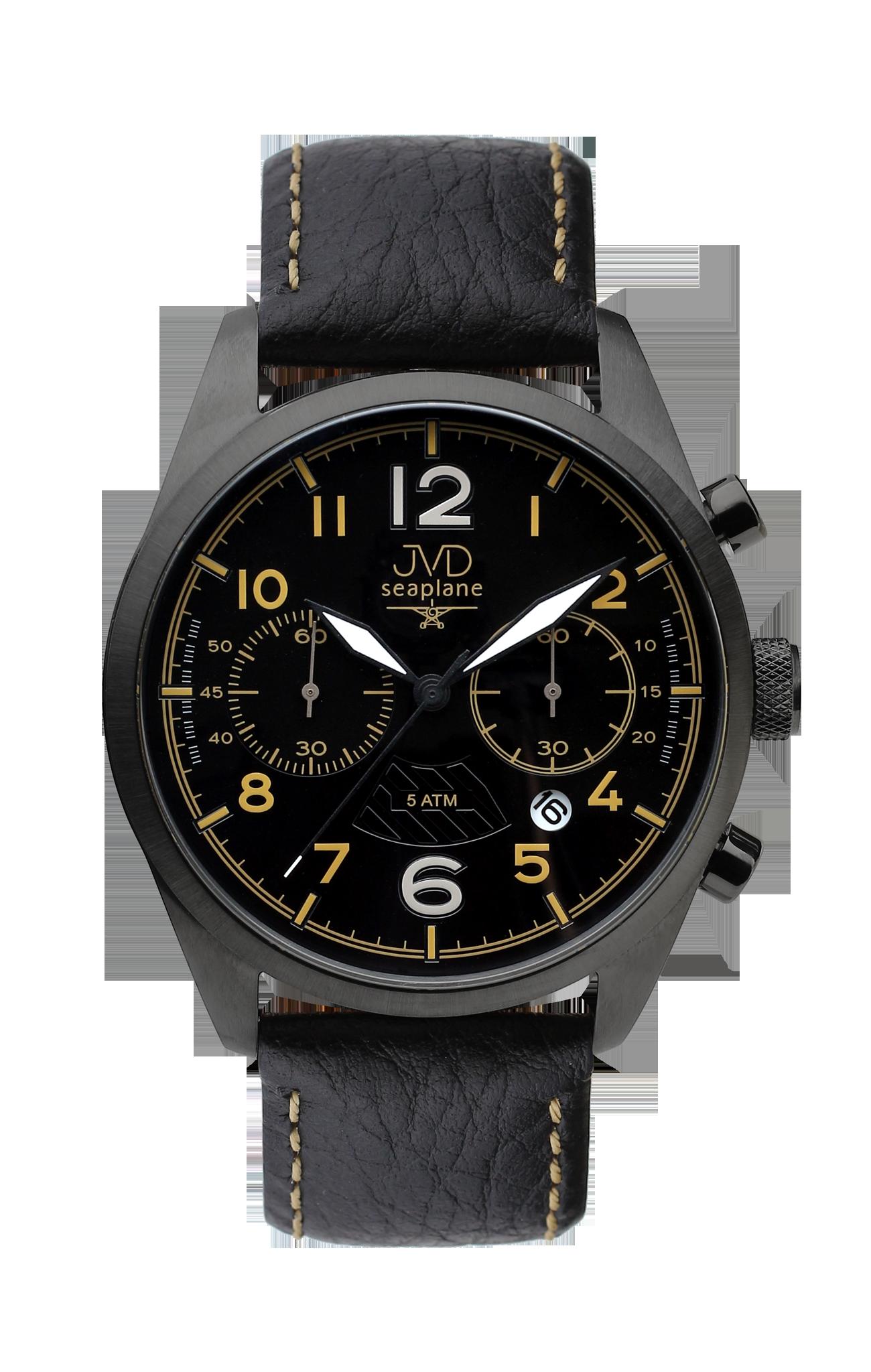 Mohutné pánské náramkové hodinky Seaplane CASUAL JC678.1 (POŠTOVNÉ ZDARMA!!)