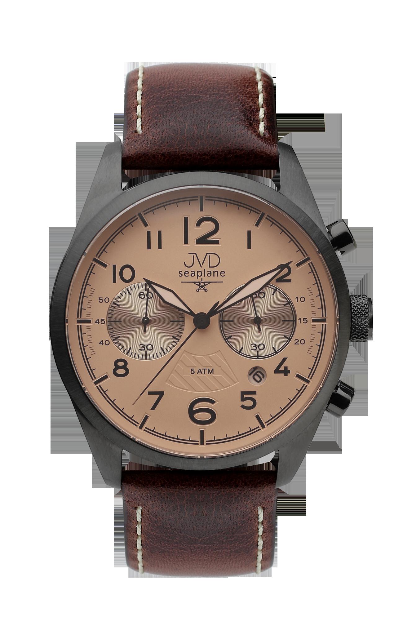 Mohutné pánské náramkové hodinky Seaplane CASUAL JC678.2 (POŠTOVNÉ ZDARMA!!)
