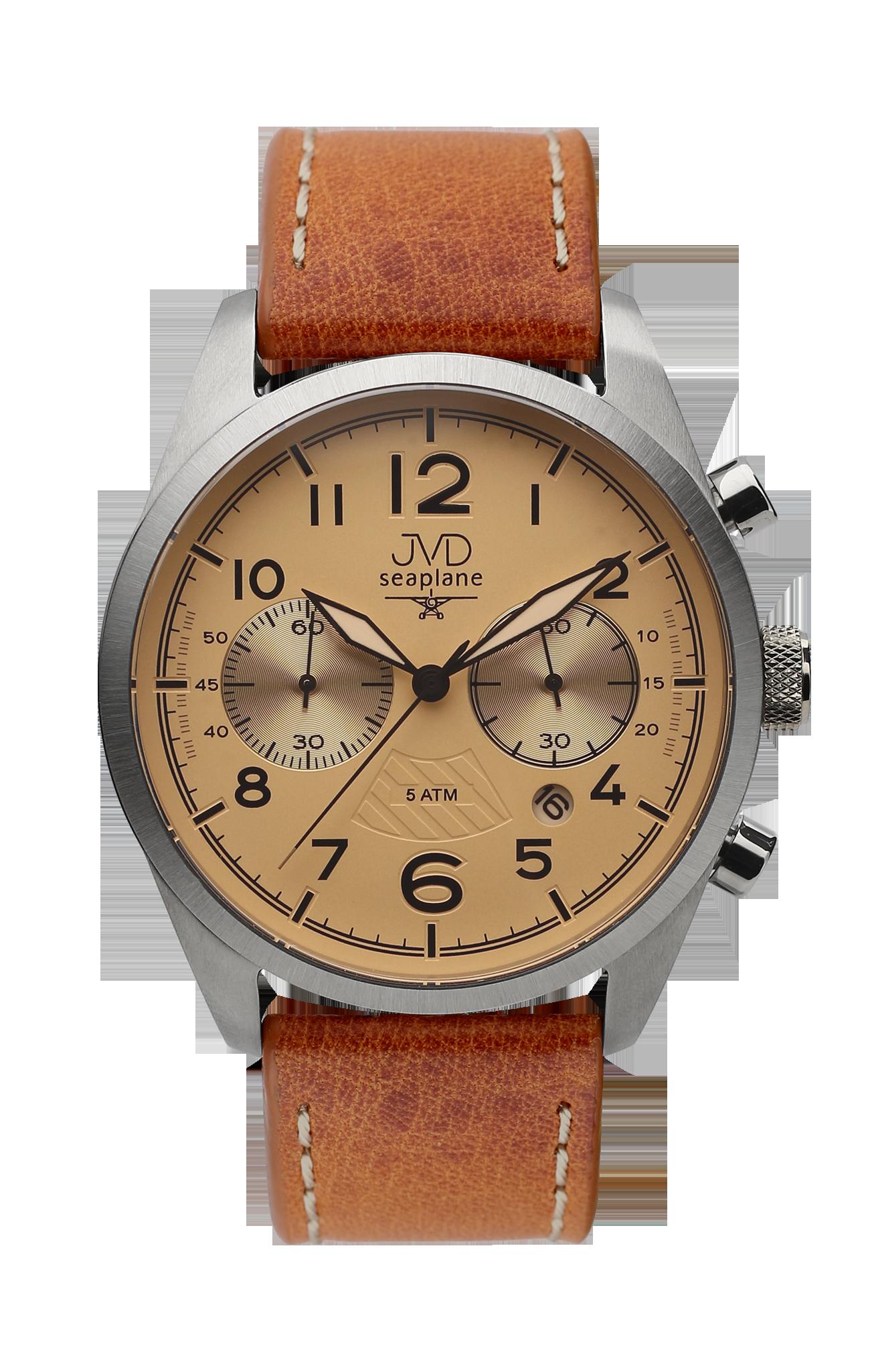 Mohutné pánské náramkové hodinky Seaplane CASUAL JC678.4 (POŠTOVNÉ ZDARMA!!)