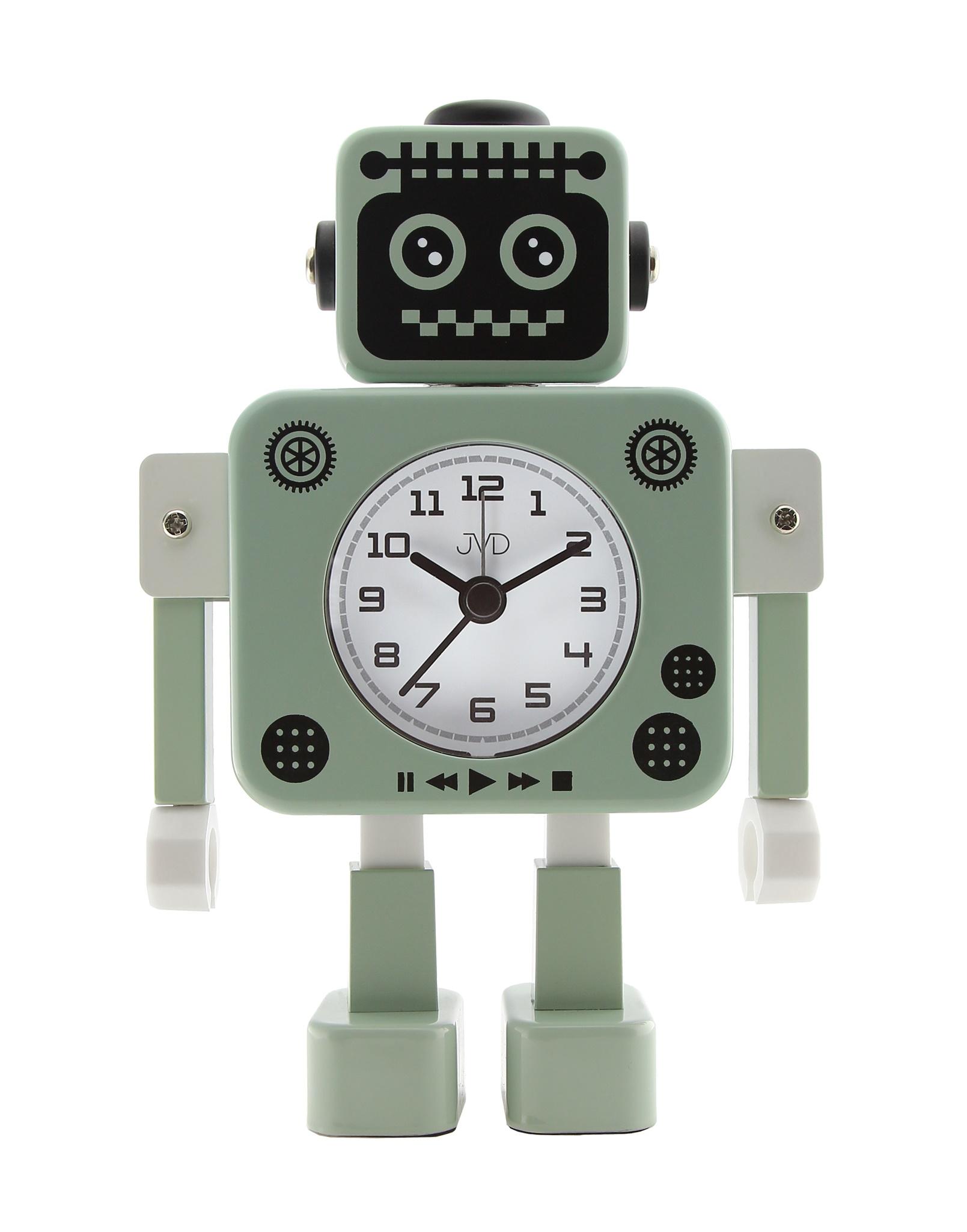 Dětský budík JVD ROBOT SRP2312.1