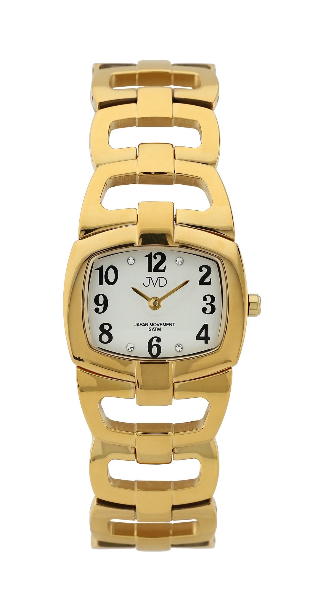Dámské titanové voděodolné luxusní hodinky JVD titanium J5003.5 (POŠTOVNÉ ZDARMA!!!)