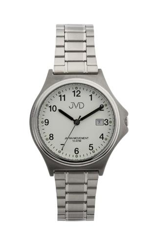 Vodotěsné pánské titanové antialergické hodinky JVD J2020.4 (POŠTOVNÉ ZDARMA!!!)