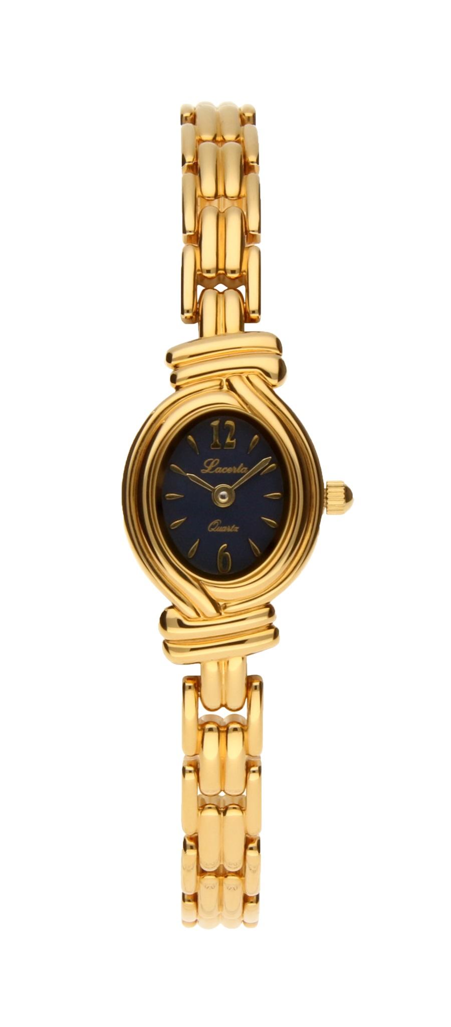 Dámské luxusní švýcarské ocelové hodinky Lacerta 751 273 50 (POŠTOVNÉ ZDARMA!!!)