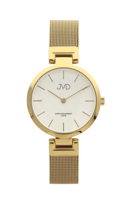 Dámské ocelové náramkové hodinky JVD J4156.3 (POŠTOVNÉ ZDARMA!!)