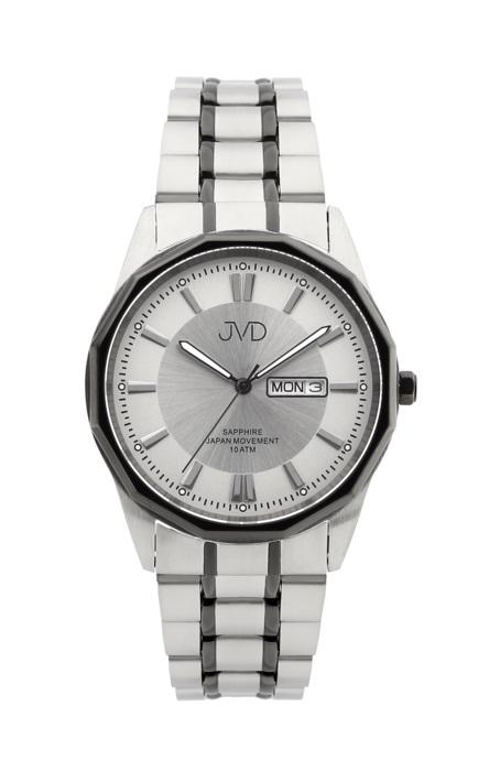 Luxusní pánské vodotěsné hodinky JVD J1109.3 se safírovým sklem (POŠTOVNÉ ZDARMA!!!)