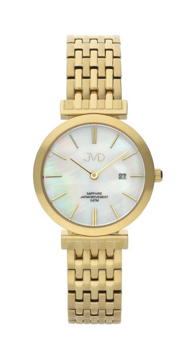 Dámské čitelné náramkové hodinky se safírovým sklem JVD J4150.3 (POŠTOVNÉ ZDARMA!!)