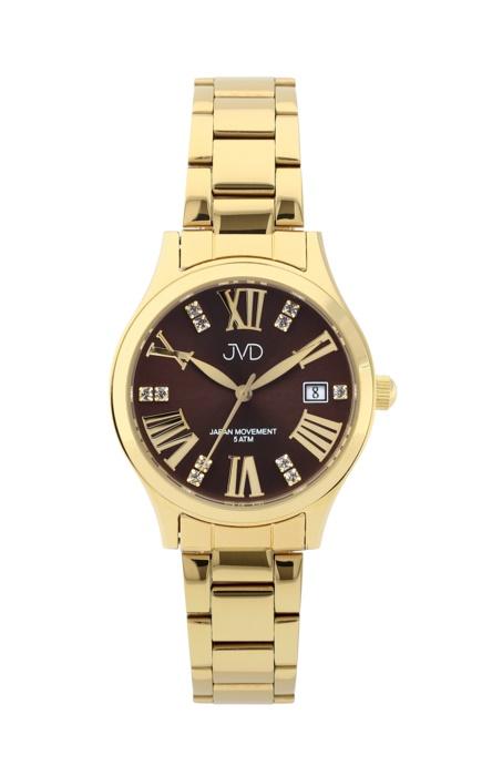Dámské luxusní ocelové náramkové hodinky JVD J4158.3 (POŠTOVNÉ ZDARMA!!)