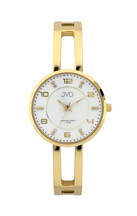 Dámské luxusní ocelové náramkové hodinky JVD J4160.3 (POŠTOVNÉ ZDARMA!!)