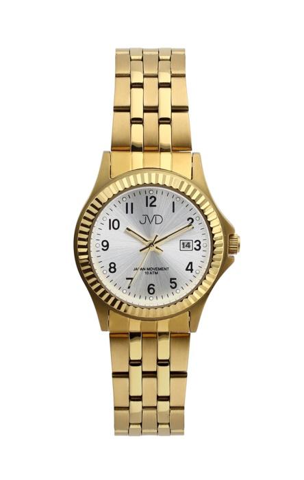 Dámské luxusní titanové vodotěsné hodinky JVD J5028.4 (POŠTOVNÉ ZDARMA!!)