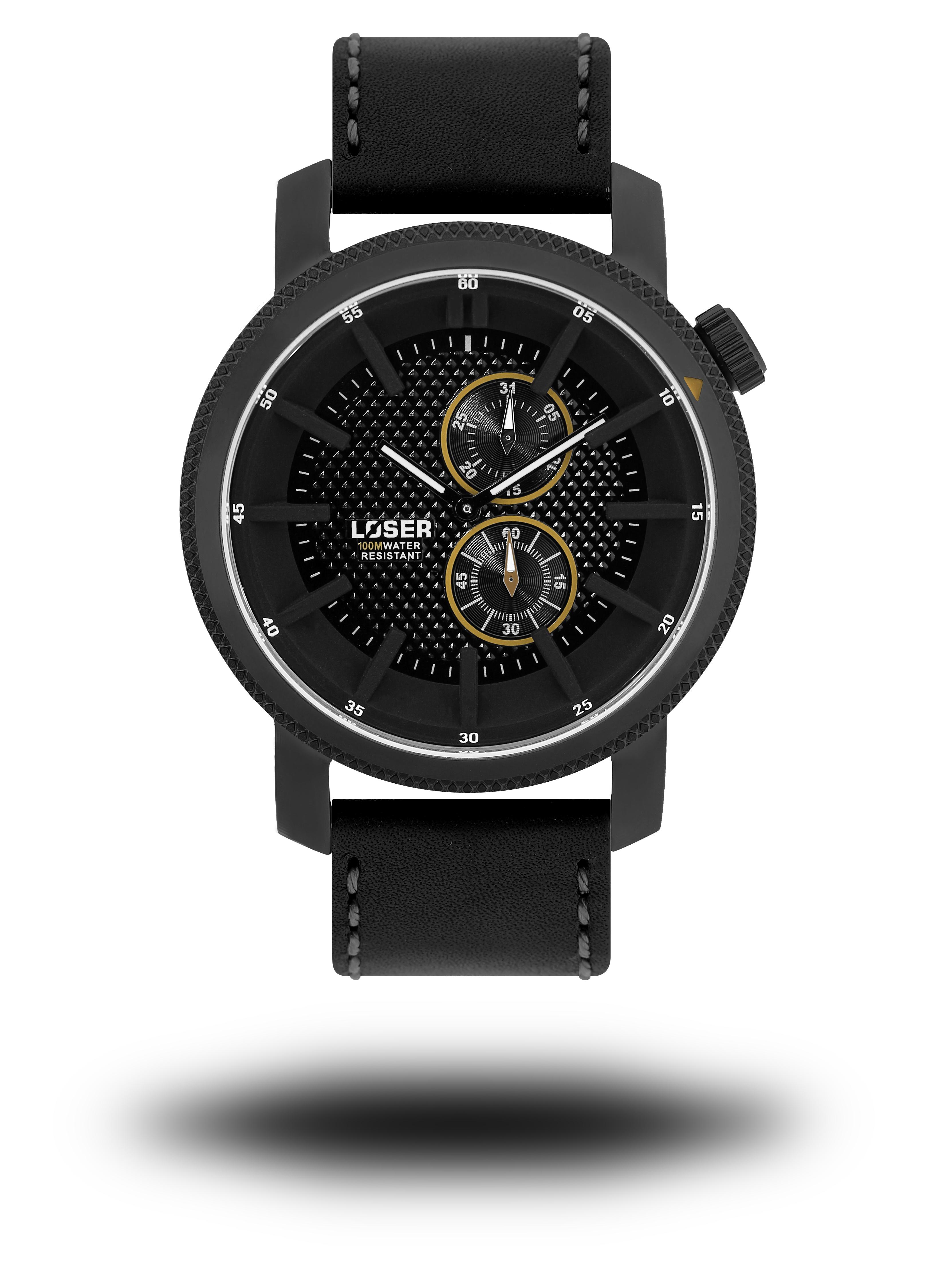 Luxusní nadčasové vodotěsné hodinky LOSER Infinity STAR (POŠTOVNÉ ZDARMA!!)