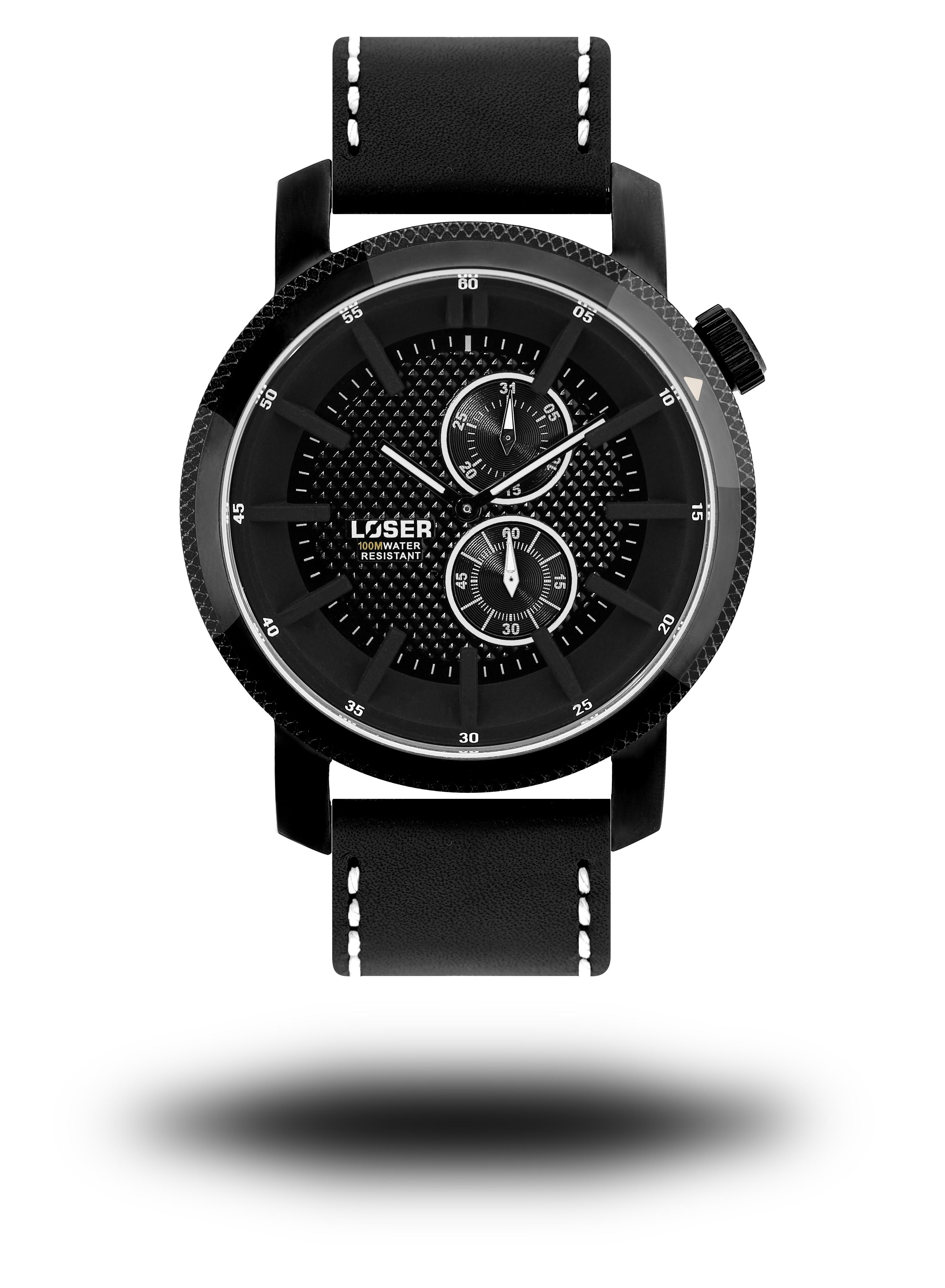 Luxusní nadčasové vodotěsné hodinky LOSER Infinity SPIRIT (POŠTOVNÉ ZDARMA!!)