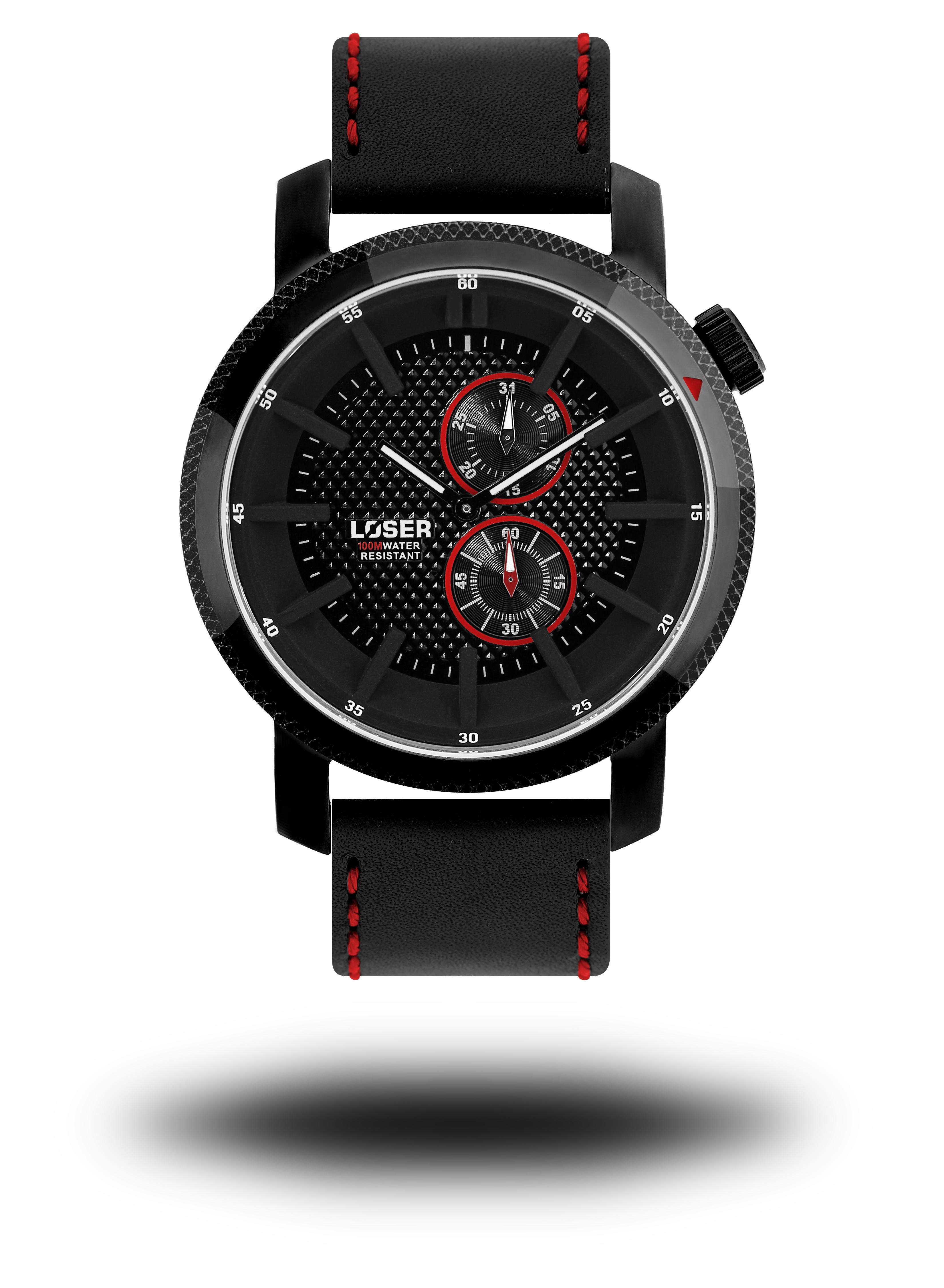 Luxusní nadčasové vodotěsné hodinky LOSER Infinity PHANTOM (POŠTOVNÉ ZDARMA!!)