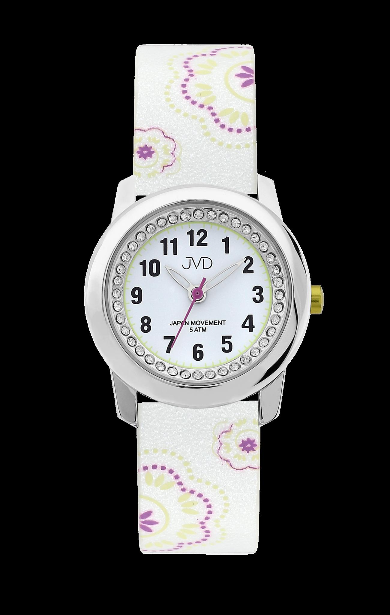 Dětské dívčí náramkové hodinky JVD J7171.1 e9166f628df