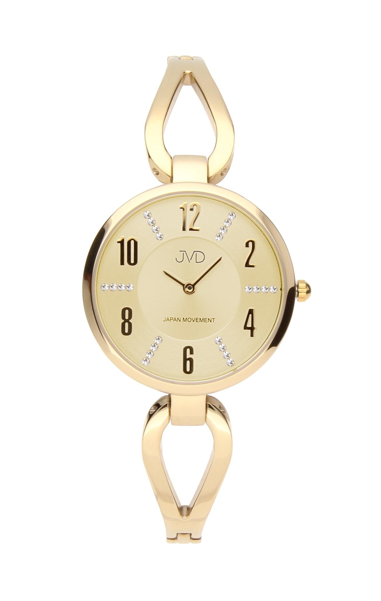 Dámské šperkové hodinky JVD JC073.4 s perleťovým číselníkem (POŠTOVNÉ ZDARMA!!!)