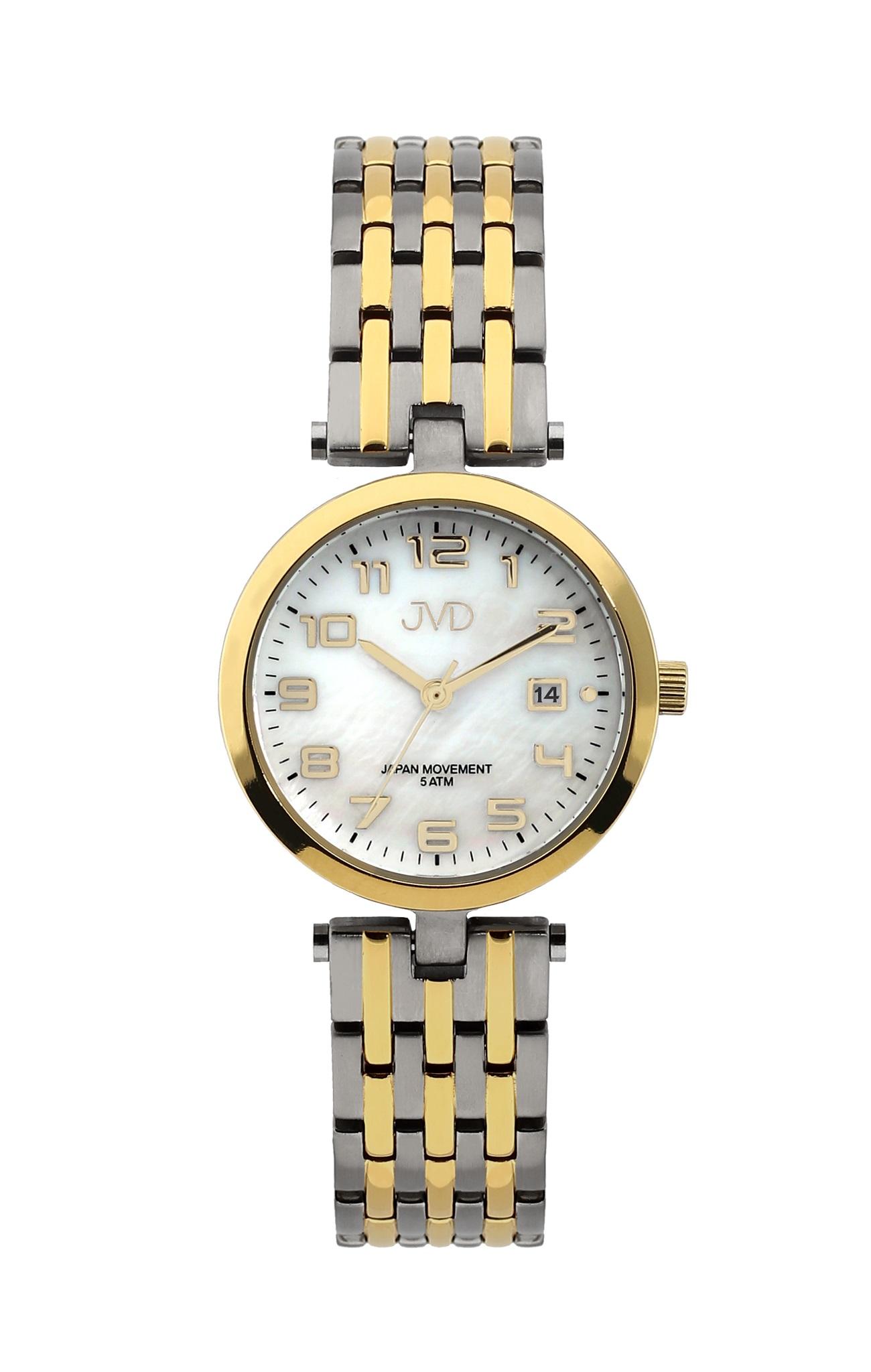 Dámské titanové antialergické náramkové hodinky JVD J5027.2 (POŠTOVNÉ ZDARMA!!!)
