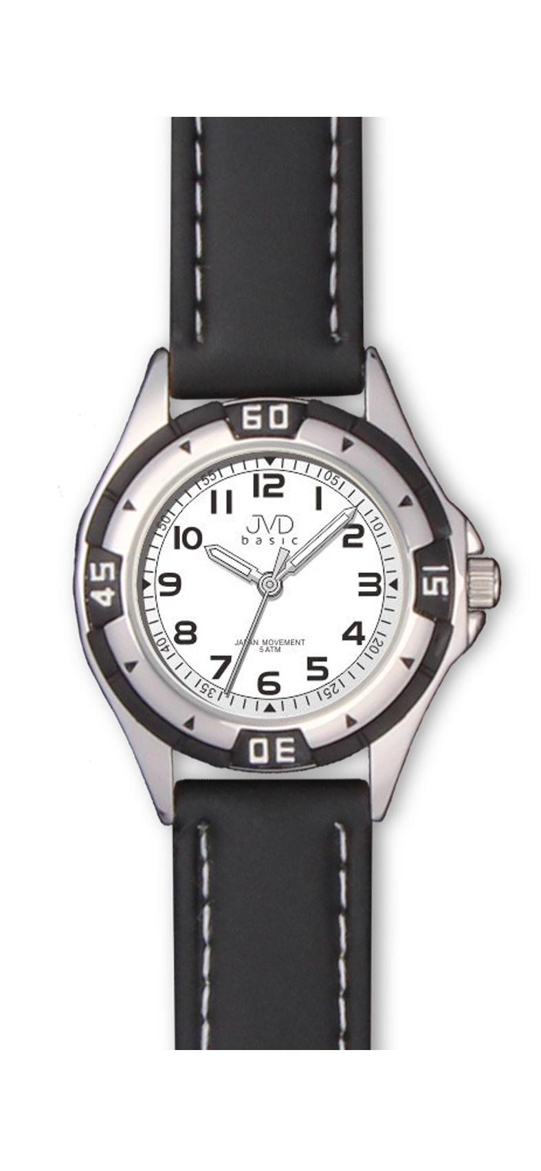 Chlapecké dětské voděodolné sportovní hodinky JVD J7099.2 - 5ATM