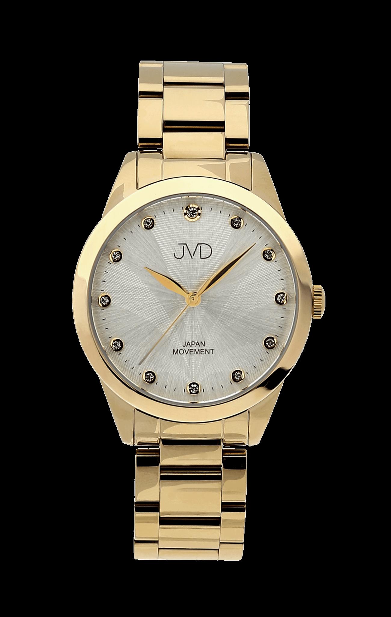 Dámské luxusní designové ocelové náramkové hodinky JVD JC052.2 (POŠTOVNÉ ZDARMA!!)