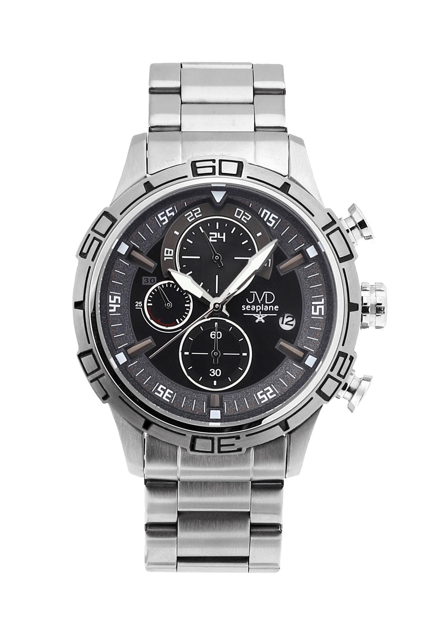 Luxusní chronografy - pánské náramkové hodinky Seaplane MOTION JC684 ... 912c2354568
