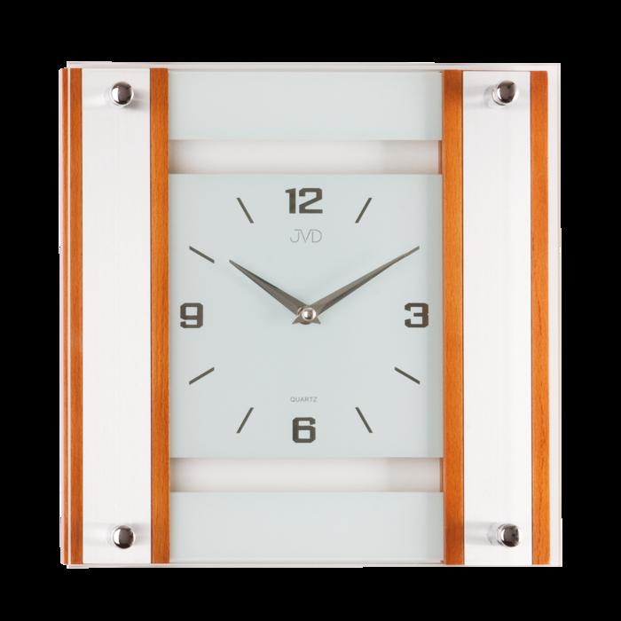 Nástěnné hodiny JVD quartz N20118.41