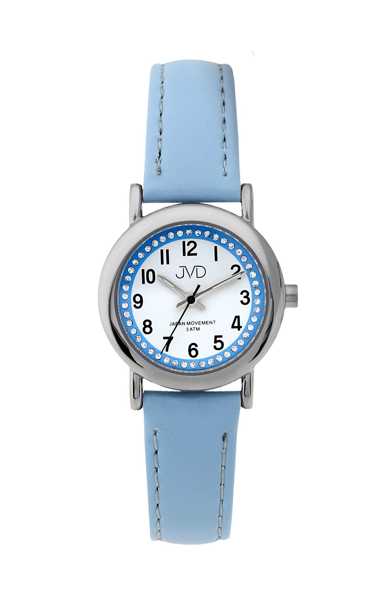 Dětské modré náramkové hodinky JVD J7179.1 (POŠTOVNÉ ZDARMA!!)