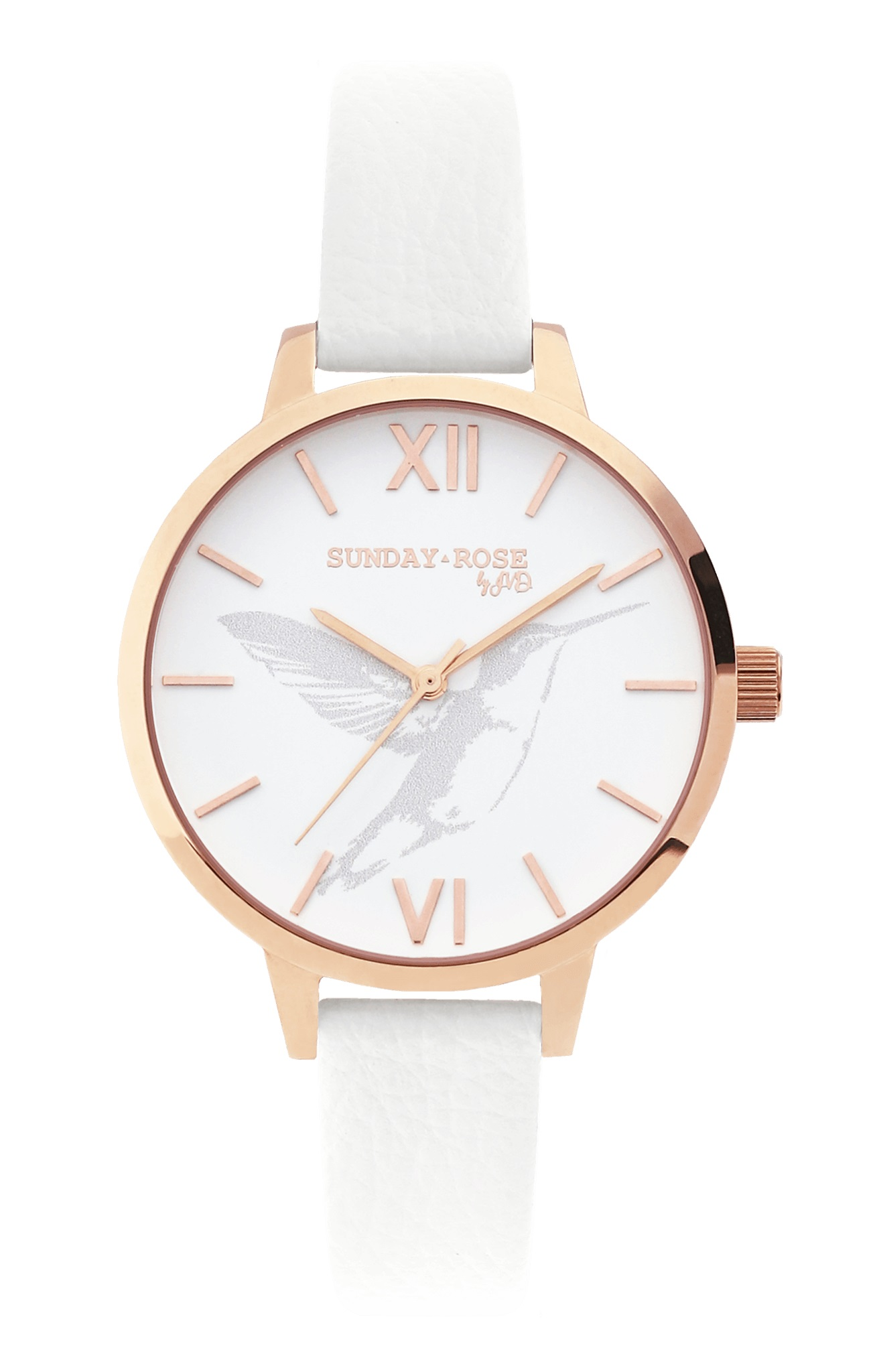 Dámské luxusní designové hodinky SUNDAY ROSE Spirit FREEDOM (POŠTOVNÉ ZDARMA!!)