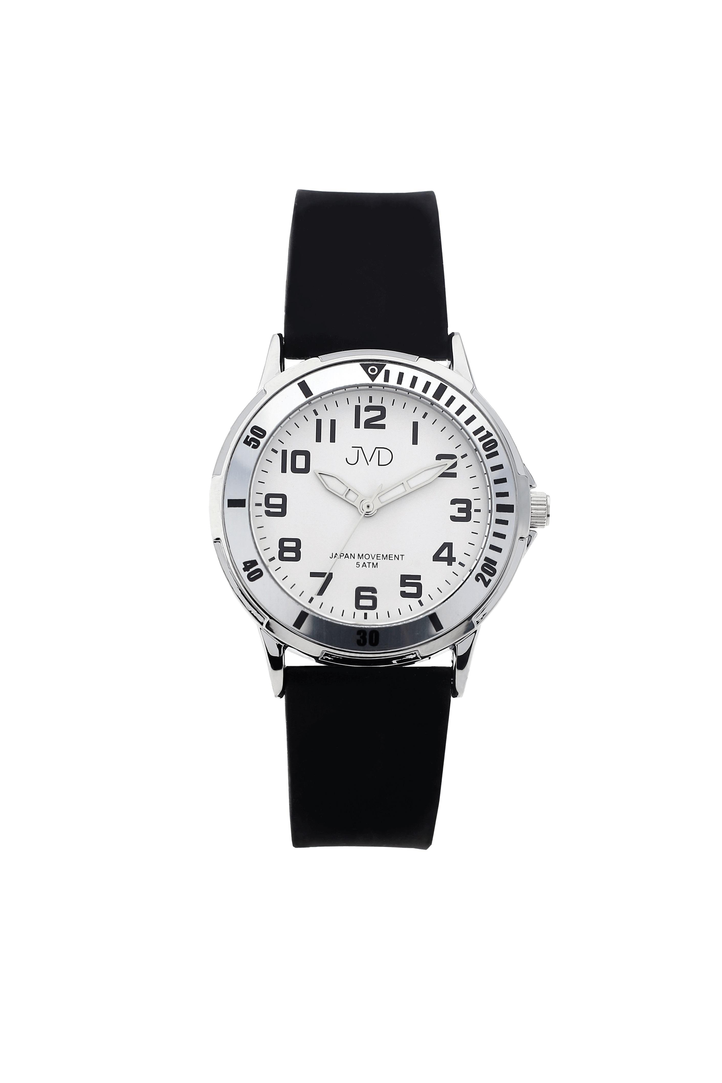 Chlapecké dětské voděodolné náramkové hodinky JVD J7181.3 - 5ATM (POŠTOVNÉ ZDARMA!! )