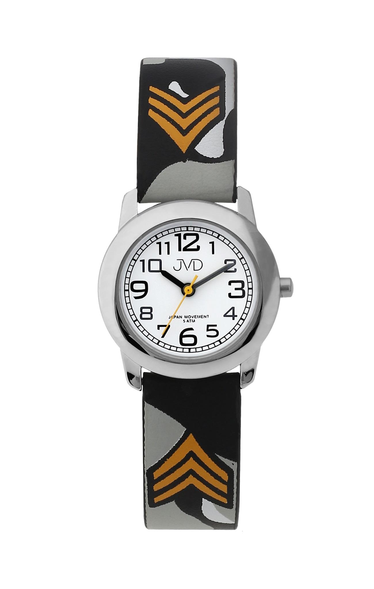 23debddeeb3 Chlapecké dětské náramkové hodinky JVD J7183.1