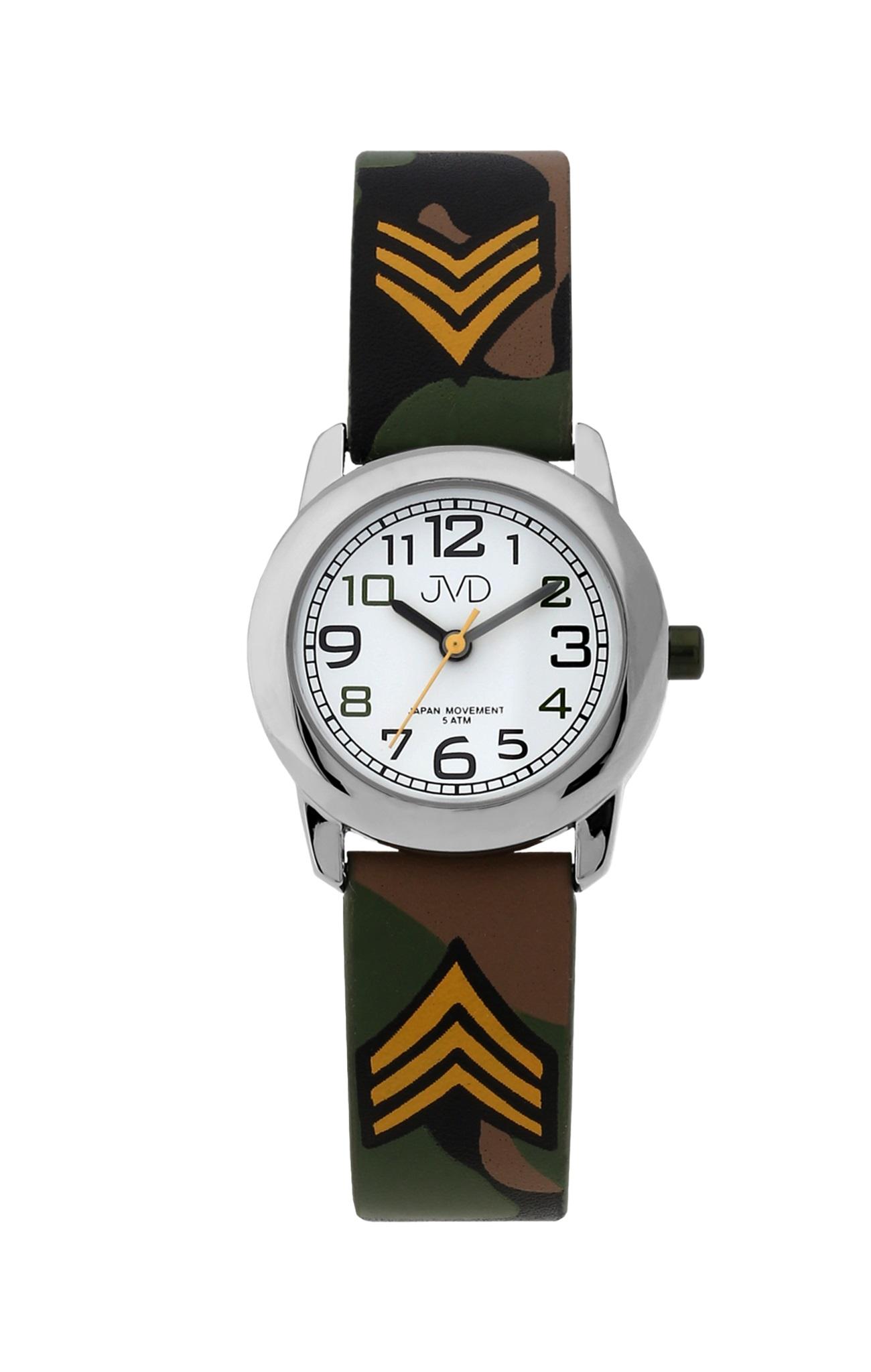 Chlapecké dětské náramkové hodinky JVD J7183.2 (chlapecké hodinky)