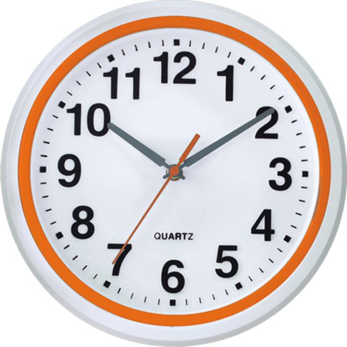 Plastové kuchyňské moderní hodiny JVD sweep HA41.5