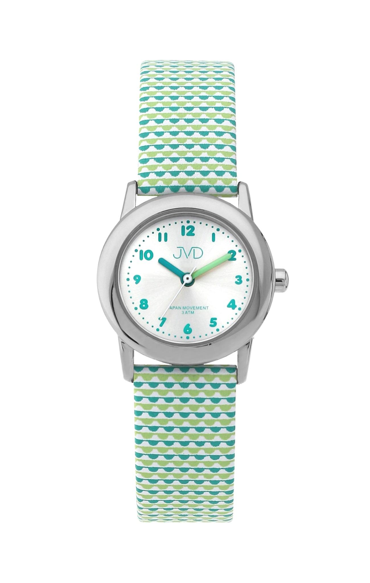 Dětské dívčí náramkové hodinky JVD J7180.1 (dívčí dětské hodinky)