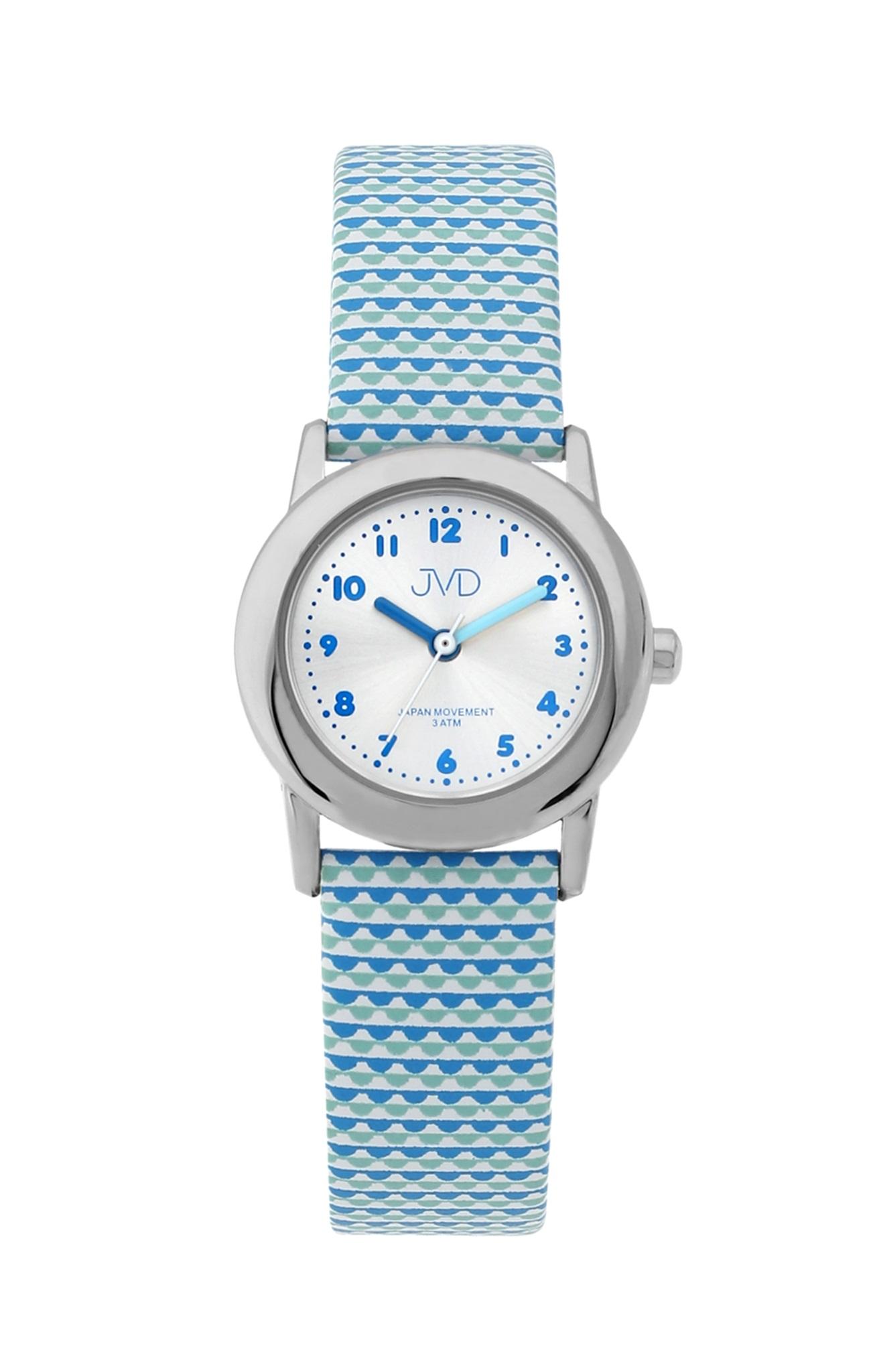 Dětské dívčí náramkové hodinky JVD J7180.2 50b62a2a90