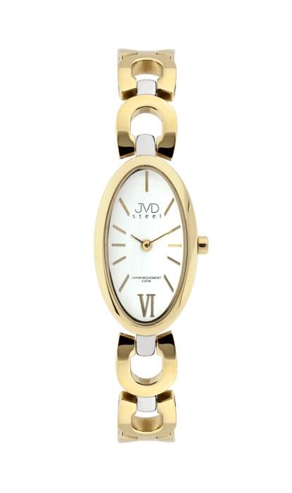 Dámské ocelové náramkové hodinky JVD steel J4085.2 (POŠTOVNÉ ZDARMA!!)