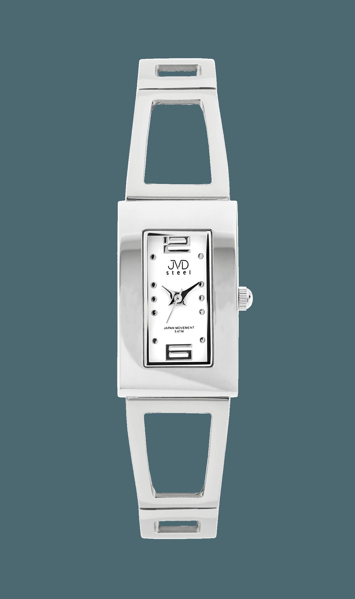 Dámské ocelové náramkové hodinky JVD steel J4086.2 (POŠTOVNÉ ZDARMA!!)