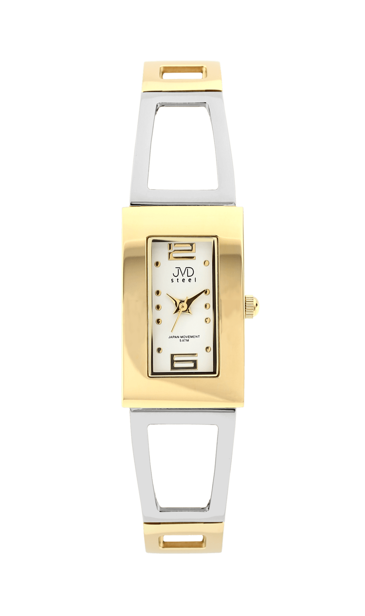 Dámské ocelové náramkové hodinky JVD steel J4086.3 (POŠTOVNÉ ZDARMA!!)