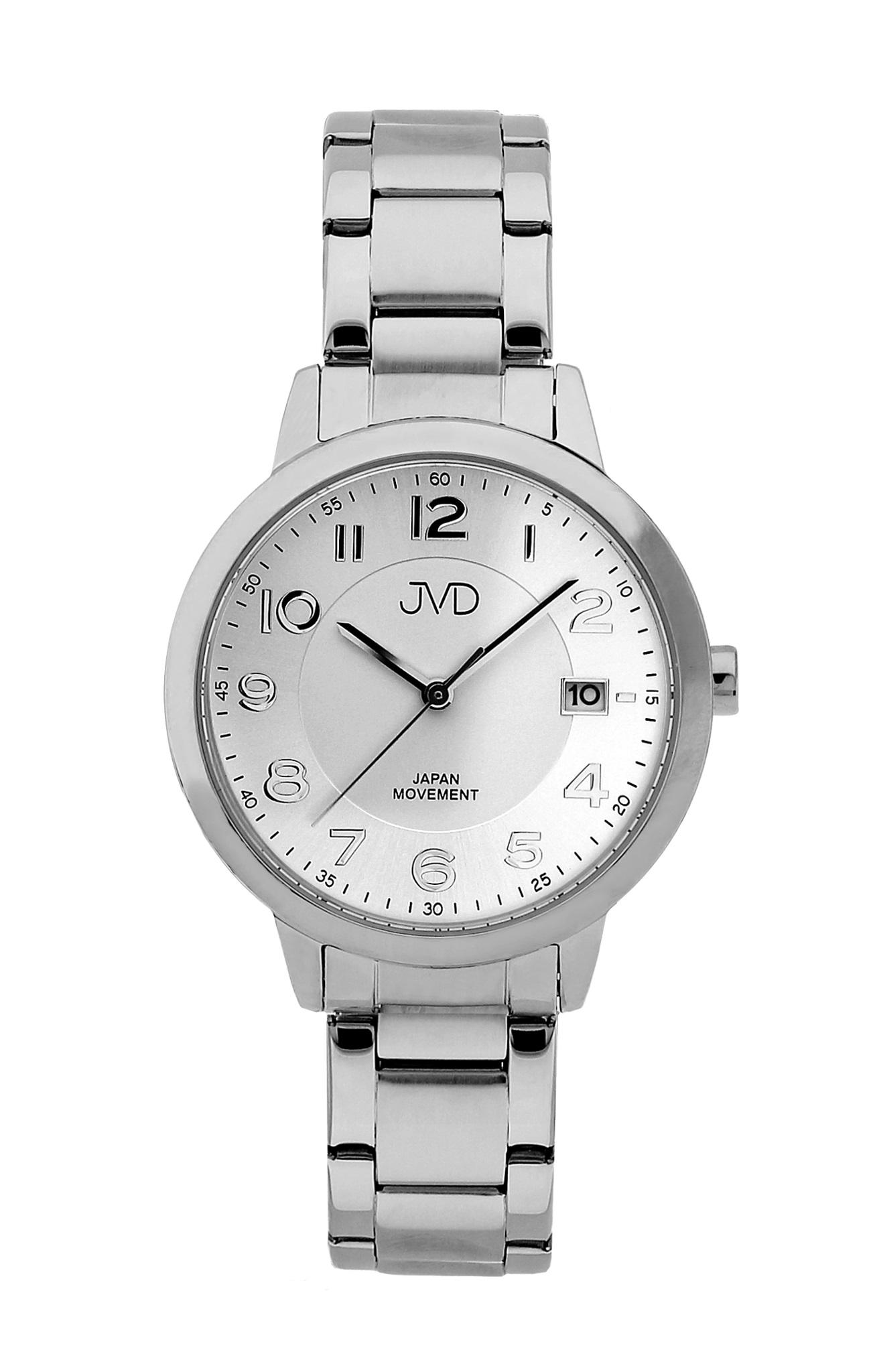 Dámské luxusní designové ocelové náramkové hodinky JVD JC179.1 9036b827f2