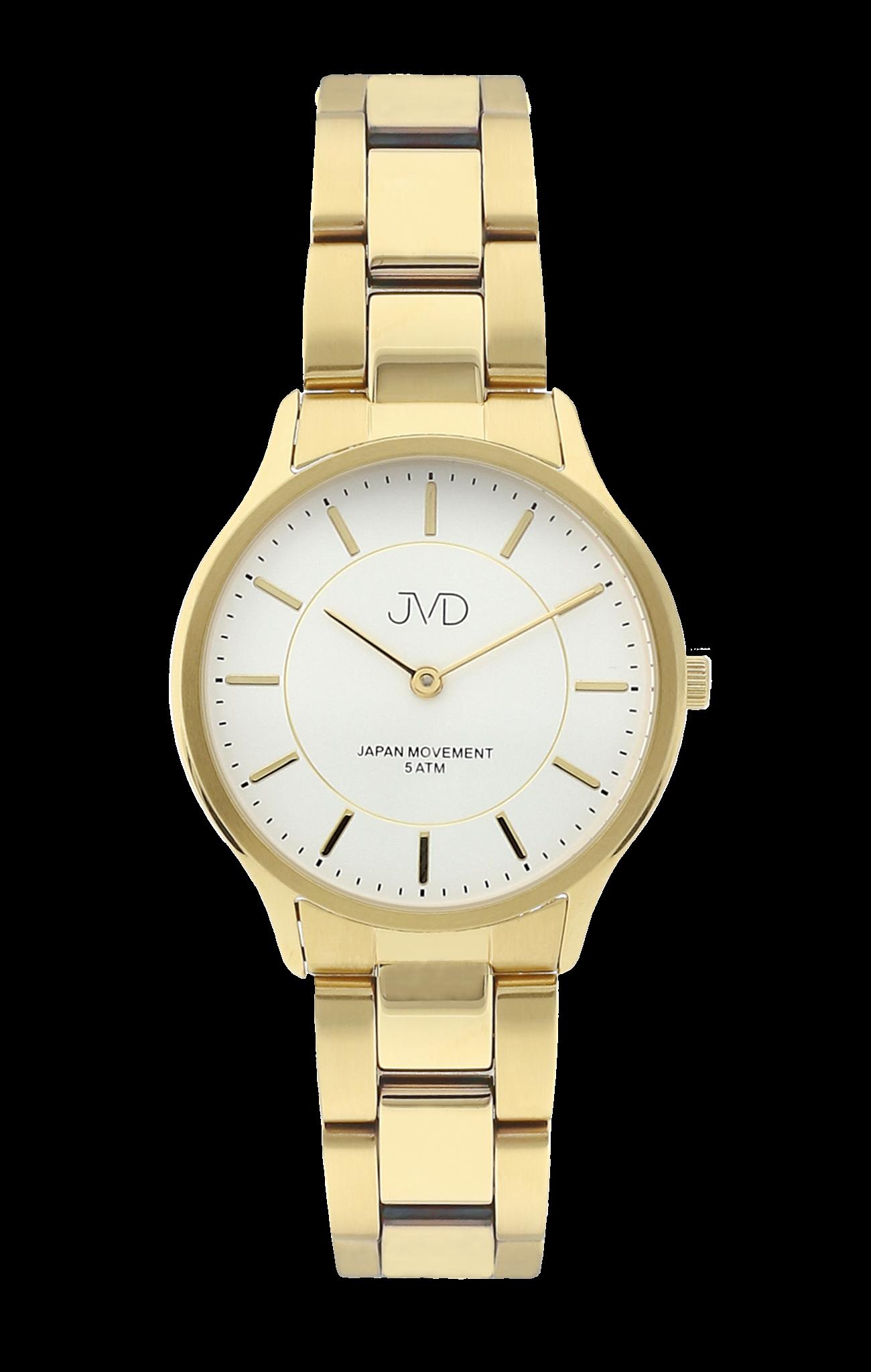 Dámské ocelové voděodolné náramkové hodinky JVD J4168.3 780a86e0f4a